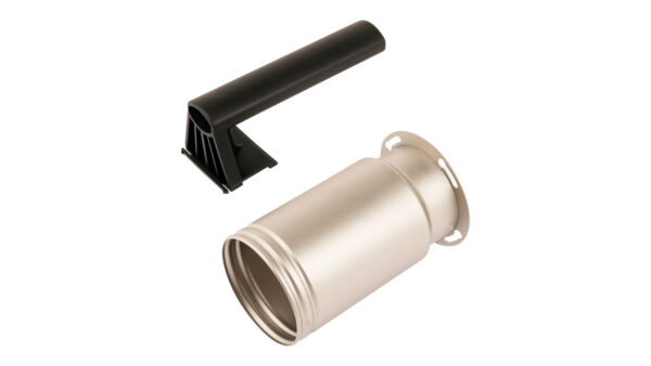 Håndtak og beskyttelseshylse for Hotwind 141.723